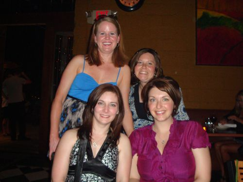 The girls from my Senior Year Suitenow .  No change, right?